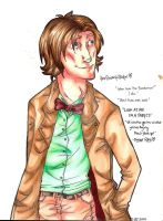 The Eleventh Doctor Who by SwiftstarDawn
