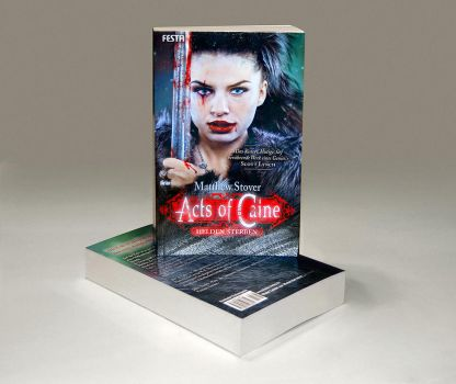 Acts of Caine - Book Cover by neverdying