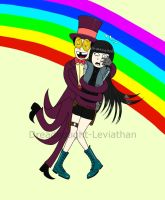 You gonna love it in Superjail by xTangerineS
