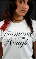 Diamond in the Rough by tarnishedhalo