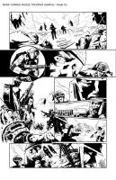 ROGUE TROOPER sample Page 03 by mytymark