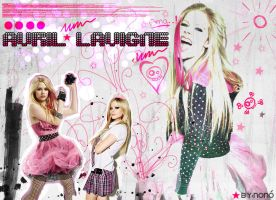 Avril Lavigne wallpaper by Nonoo95