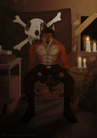 The Captain (Candlelight) by Raubritter