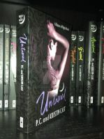 House of Night Series: Untamed - Book by Horsey-Luver450