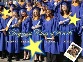 Degrassi Class of 2006 by manny-star01