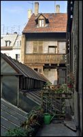 My grandfather's house in Alsace by SUDOR