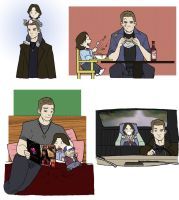 Things Really Aren't That Different by The-G