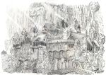 Rivendell Drawing by grgo1408