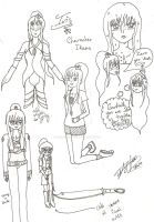 Character Development: TT OC Iris 01 by Angel-Dust-Ryuuki