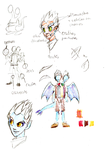 Monster High OC Studies - ???'s Child by NanaRamos