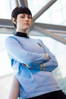 Spock by the-timelord-Doctor