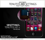 Tenutos HD + Settings Preview. by winsontsang