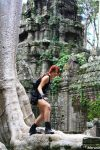 Lara: Improvisation - Cambodia - 11 by Merunit