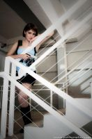 Jill Valentine - RE3 Cosplay 2 by Yukilefay