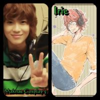 Taemin does Cosplay -Vol.5 by Hikary8