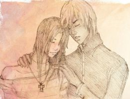 as long as we have each other by Sanzo-Sinclaire