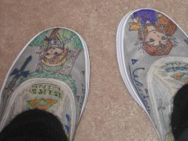 Zelda Shoes. by Rethy