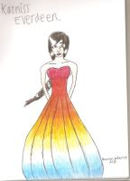 Katniss Everdeen by shannonjade197