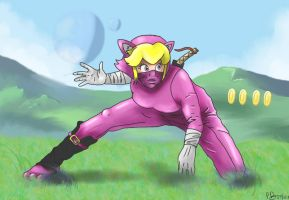 Super Mario Catsuit competition. by Reillyington86