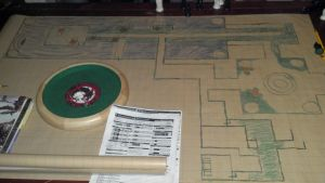 Temple Of Elera, 1st Floor (ROTBR Campaign Map) 1 by ElPerdedor