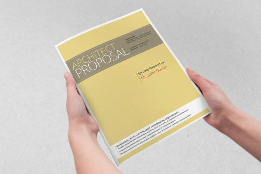 Proposal Template by BALKAy