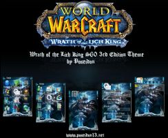 Wrath of the Lich King v3.0 by poseidonxp