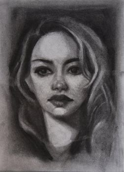 Portrait by nnicc