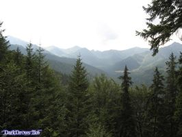 Tatry Mountains by DarkDrows