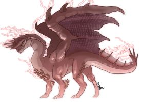 Monster Hunter Alatreon by macawnivore