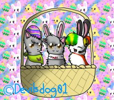 Happy Easter!! by DevilsRealm