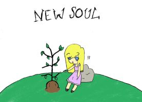 Because i'm a new soul.. by MomokoBee