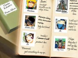 Kakashi's Photo album. by DEATHACHEMIST