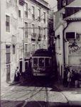tram in lisbon by pabloss