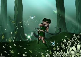 Saria song by LarryMoe2012