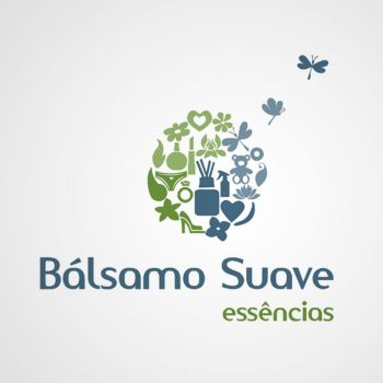 Logo // Balsamo Suave Essencias by Quislom