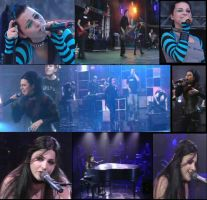 Evanescence Live by Zaleeu