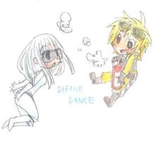 Define Dance -Human WallexEve by marsbarrl