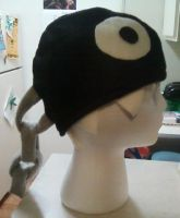 Chain Chomp Hat by AnimeNomNoms