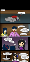 DU Presents #5 - Revolution Chp2 Page 1 by CrystalViolet500