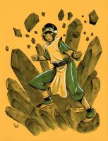 SOLD OUT: TOPH BEI FONG ORIGINAL ART by Shono