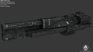 UNSC - Musashi by Annihilater102
