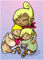 Mother's Day 2010: LoZ by BeagleTsuin