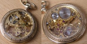 My pocket watch by neffinesse