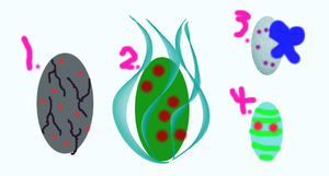 [OPEN] Egg adopts~choose your creature by Ice-Toa-Lover