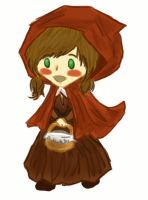 Little Red Riding Hood by NAD-LifeOfficial