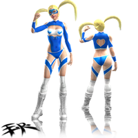 R.Mika Model by IIReII