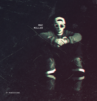 Mac Miller By Minezdesignz by minezdesignz