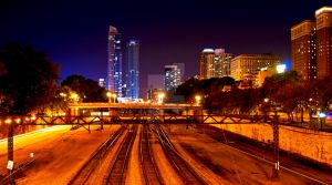 City Rail by dx