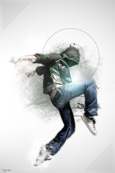 Break Dancer Manipulation by FeronicDesigns