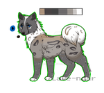 Husky Adopt Auction OPEN (Lower Priced) by Lave-ndar